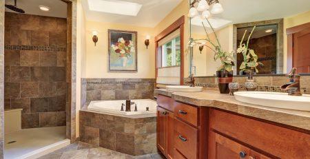 Luxury Stone Bathroom