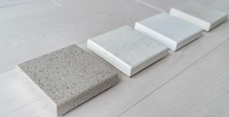 Choice of Quartz Worktops