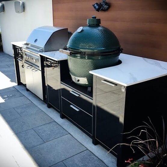Dekton Barbecue